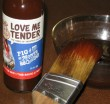 Maiale del mese di Love Me Tender della salsa barbecue