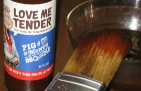 Pig of the Month's Love Me Tender BBQ Sauce