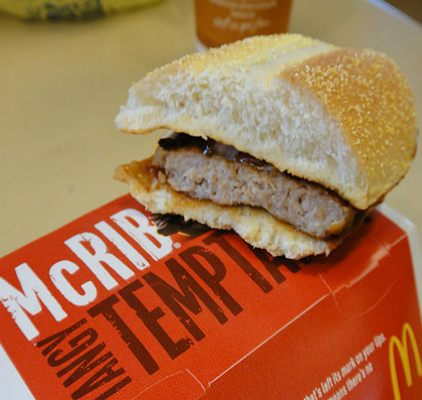 The Story of the McRib