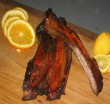 Citrus Glazed Beef Ribs