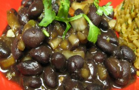 Baked Beans mexicanos