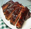 Kansas City-stil Spareribs