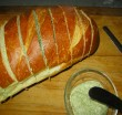 Grilled Herb Buttered Bread